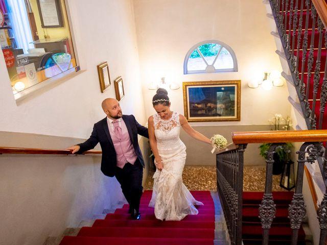 Il matrimonio di Aron e Veronica a Valmadrera, Lecco 86