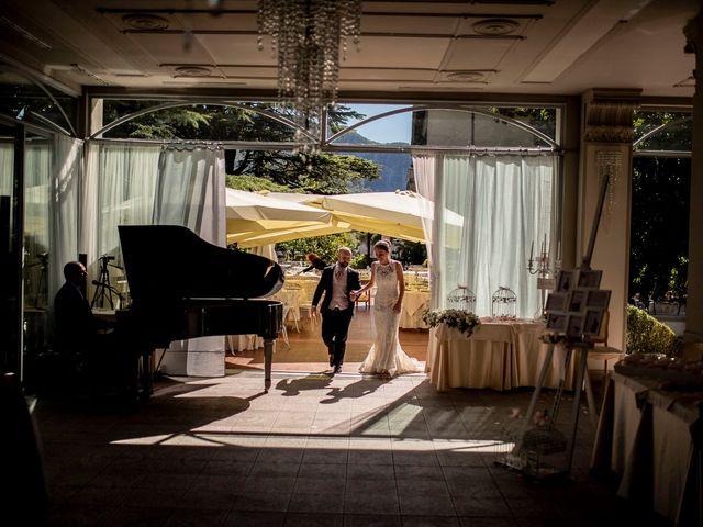 Il matrimonio di Aron e Veronica a Valmadrera, Lecco 96