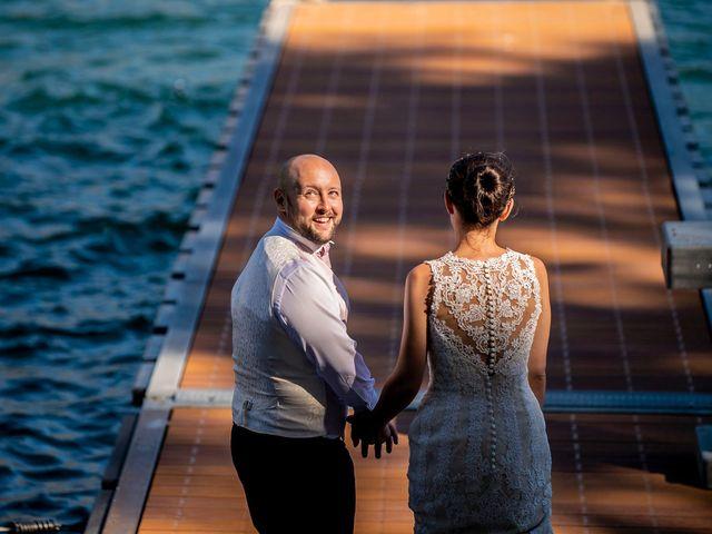 Il matrimonio di Aron e Veronica a Valmadrera, Lecco 99