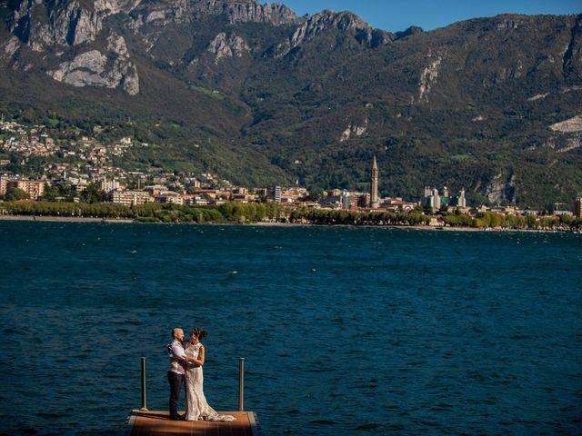 Il matrimonio di Aron e Veronica a Valmadrera, Lecco 100