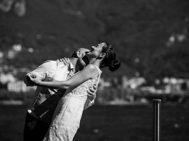 Il matrimonio di Aron e Veronica a Valmadrera, Lecco 101