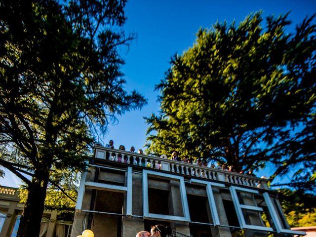 Il matrimonio di Aron e Veronica a Valmadrera, Lecco 104