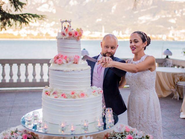 Il matrimonio di Aron e Veronica a Valmadrera, Lecco 110