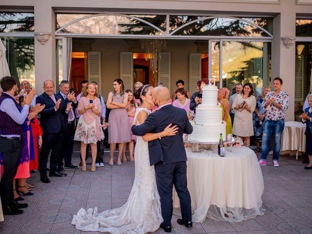 Il matrimonio di Aron e Veronica a Valmadrera, Lecco 111