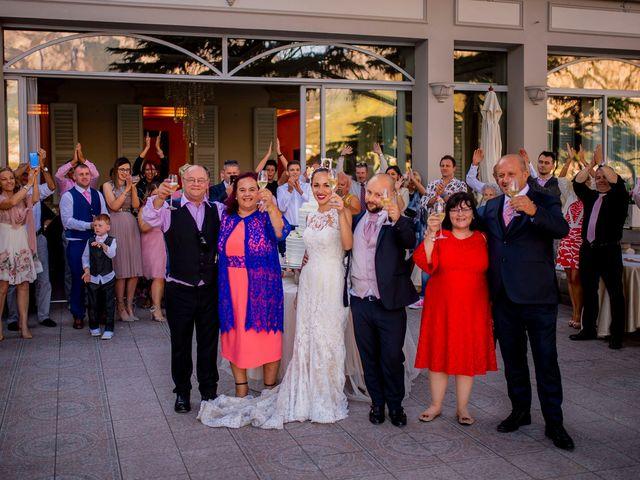 Il matrimonio di Aron e Veronica a Valmadrera, Lecco 112