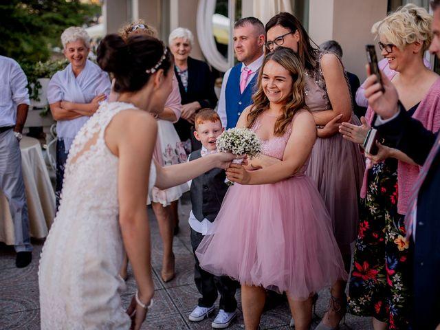 Il matrimonio di Aron e Veronica a Valmadrera, Lecco 113