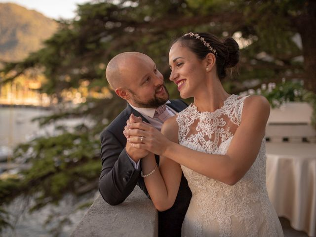 Il matrimonio di Aron e Veronica a Valmadrera, Lecco 114