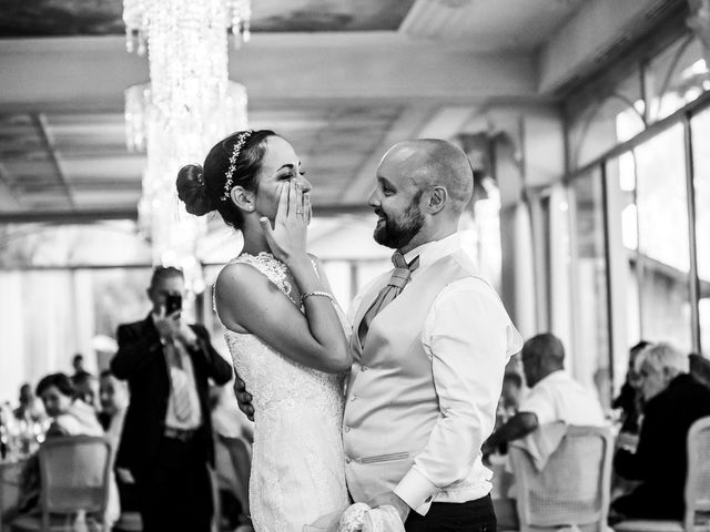 Il matrimonio di Aron e Veronica a Valmadrera, Lecco 115