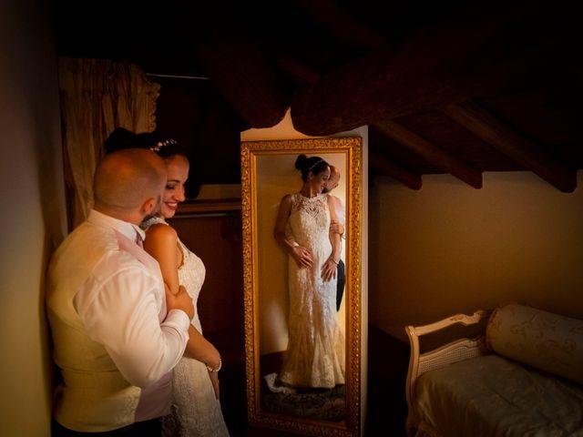 Il matrimonio di Aron e Veronica a Valmadrera, Lecco 118