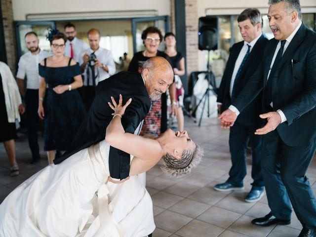 Il matrimonio di Simone e Amalia a Pescara, Pescara 2