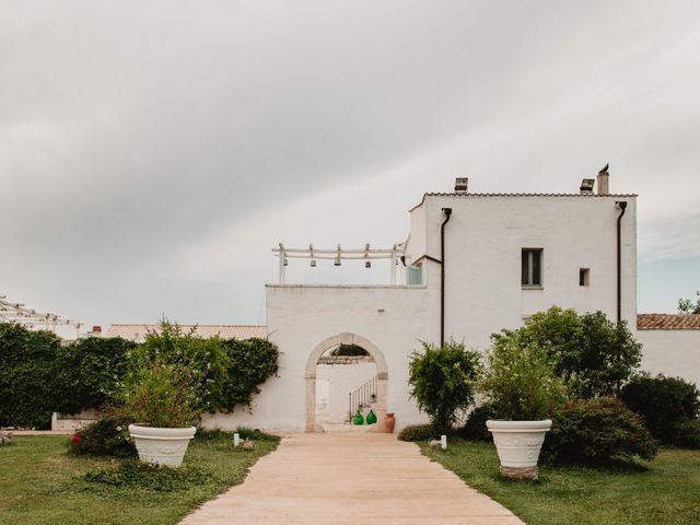 Il matrimonio di Antonello e Valentina a Conversano, Bari 10