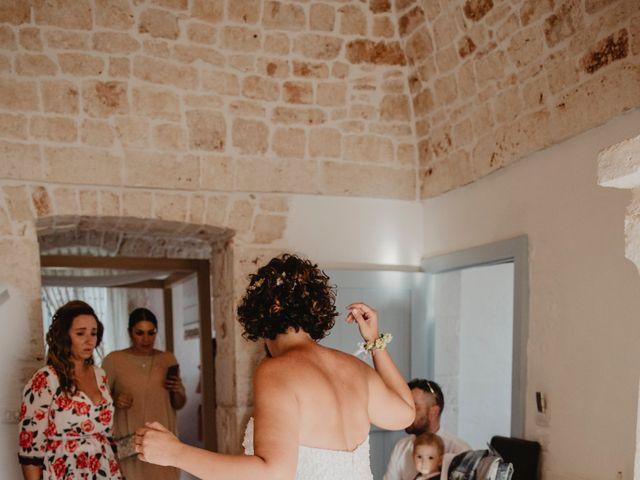 Il matrimonio di Antonello e Valentina a Conversano, Bari 19