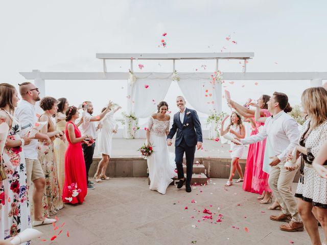 Le nozze di Anàis e Ricardo