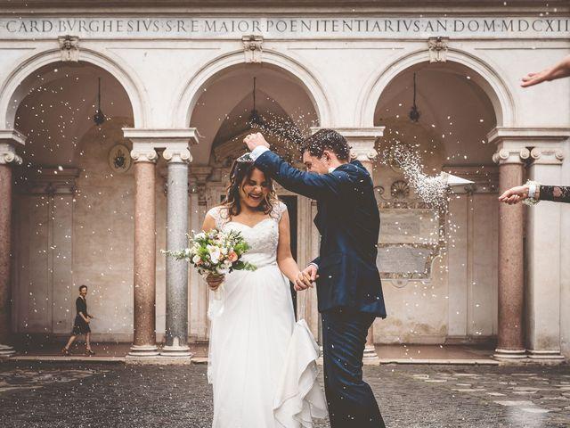 Il matrimonio di Alberto e Daniela a Roma, Roma 20