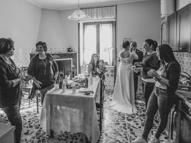 Il matrimonio di Michele e Antonietta a Giugliano in Campania, Napoli 10