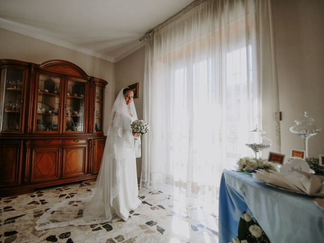 Il matrimonio di Michele e Antonietta a Giugliano in Campania, Napoli 14