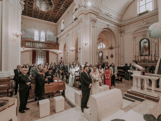 Il matrimonio di Michele e Antonietta a Giugliano in Campania, Napoli 26