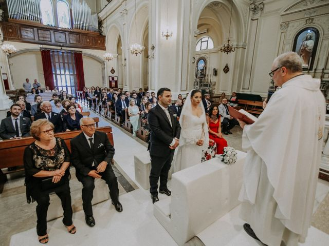 Il matrimonio di Michele e Antonietta a Giugliano in Campania, Napoli 28