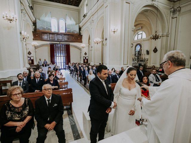 Il matrimonio di Michele e Antonietta a Giugliano in Campania, Napoli 30