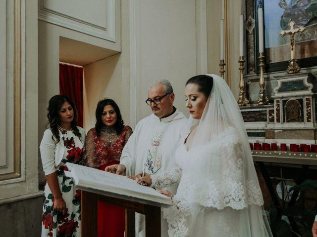 Il matrimonio di Michele e Antonietta a Giugliano in Campania, Napoli 33