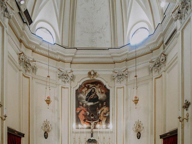Il matrimonio di Michele e Antonietta a Giugliano in Campania, Napoli 34