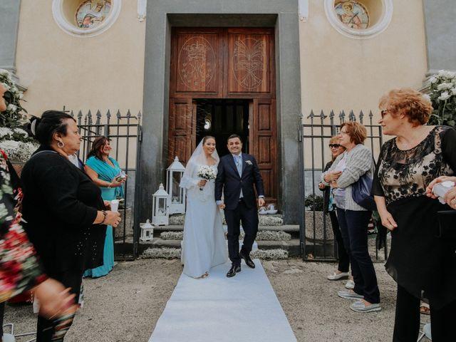 Il matrimonio di Michele e Antonietta a Giugliano in Campania, Napoli 35