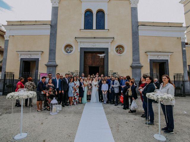 Il matrimonio di Michele e Antonietta a Giugliano in Campania, Napoli 37