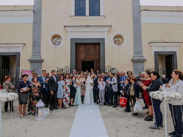 Il matrimonio di Michele e Antonietta a Giugliano in Campania, Napoli 38