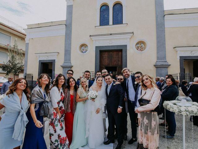 Il matrimonio di Michele e Antonietta a Giugliano in Campania, Napoli 39
