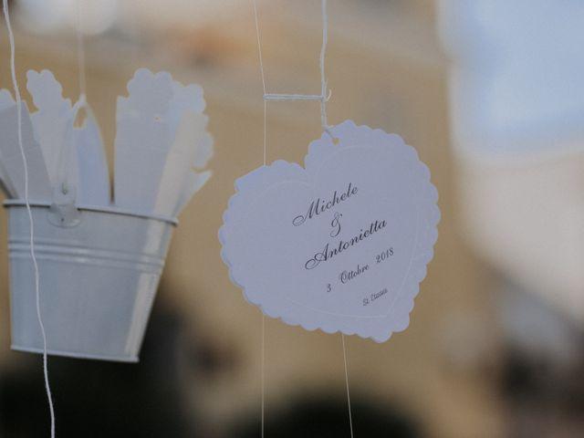 Il matrimonio di Michele e Antonietta a Giugliano in Campania, Napoli 40