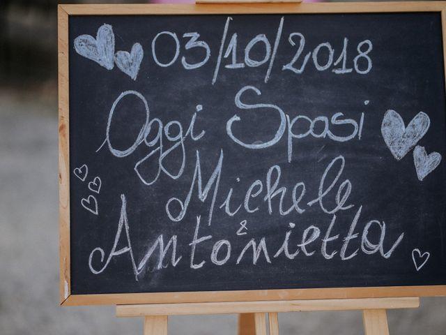 Il matrimonio di Michele e Antonietta a Giugliano in Campania, Napoli 42