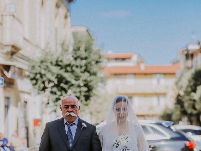 Il matrimonio di Michele e Antonietta a Giugliano in Campania, Napoli 44