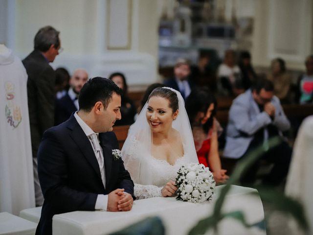 Il matrimonio di Michele e Antonietta a Giugliano in Campania, Napoli 71