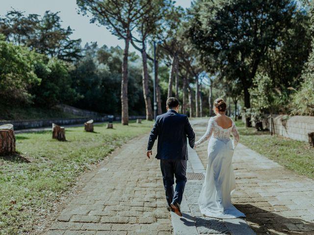 Il matrimonio di Michele e Antonietta a Giugliano in Campania, Napoli 82