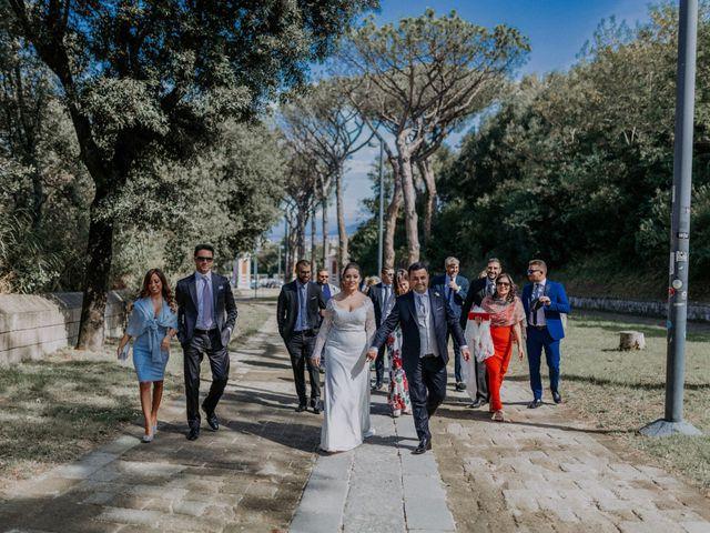 Il matrimonio di Michele e Antonietta a Giugliano in Campania, Napoli 84