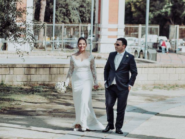 Il matrimonio di Michele e Antonietta a Giugliano in Campania, Napoli 98