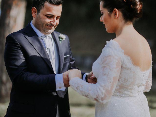 Il matrimonio di Michele e Antonietta a Giugliano in Campania, Napoli 110