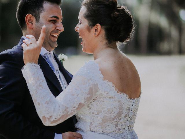 Il matrimonio di Michele e Antonietta a Giugliano in Campania, Napoli 117