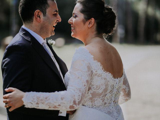 Il matrimonio di Michele e Antonietta a Giugliano in Campania, Napoli 118