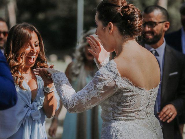 Il matrimonio di Michele e Antonietta a Giugliano in Campania, Napoli 121