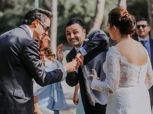 Il matrimonio di Michele e Antonietta a Giugliano in Campania, Napoli 122