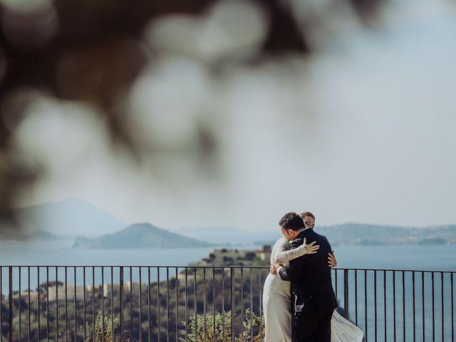Il matrimonio di Michele e Antonietta a Giugliano in Campania, Napoli 130
