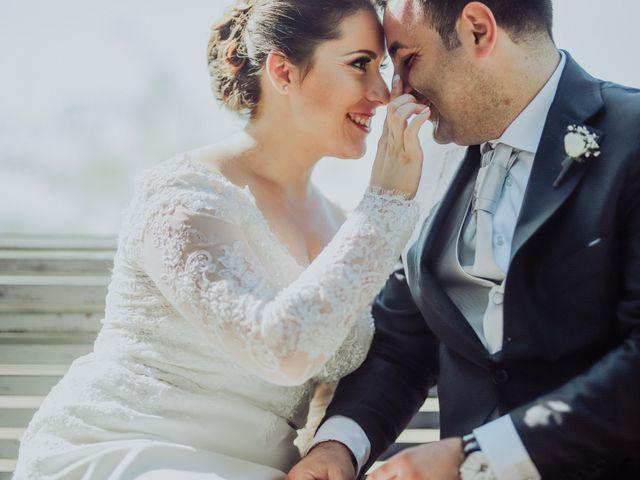 Il matrimonio di Michele e Antonietta a Giugliano in Campania, Napoli 135