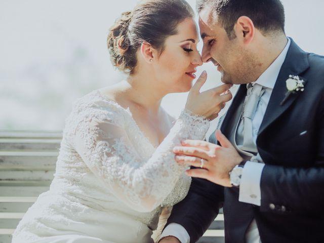 Il matrimonio di Michele e Antonietta a Giugliano in Campania, Napoli 136