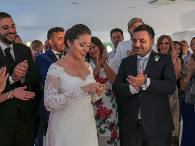 Il matrimonio di Michele e Antonietta a Giugliano in Campania, Napoli 140
