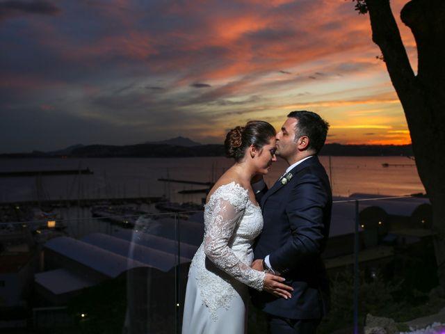 Il matrimonio di Michele e Antonietta a Giugliano in Campania, Napoli 142