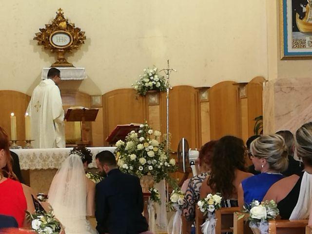 Il matrimonio di Carmelo  e Fabiana  a Giardini-Naxos, Messina 3
