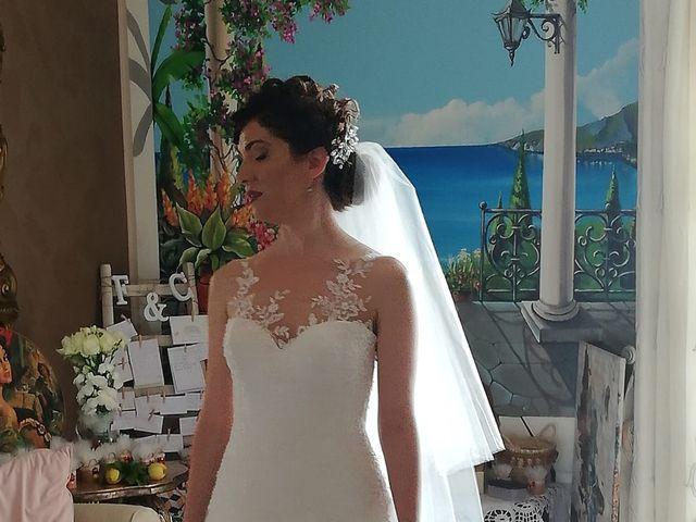Il matrimonio di Carmelo  e Fabiana  a Giardini-Naxos, Messina 4