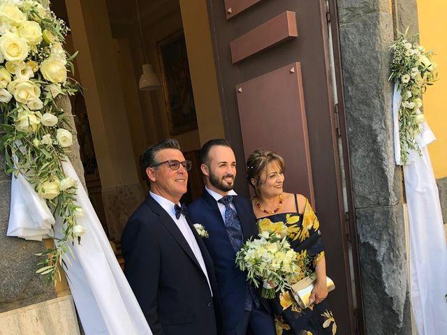 Il matrimonio di Carmelo  e Fabiana  a Giardini-Naxos, Messina 6