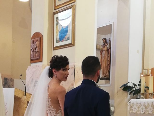 Il matrimonio di Carmelo  e Fabiana  a Giardini-Naxos, Messina 8